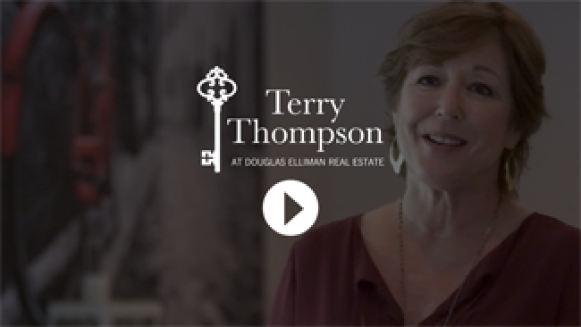 Why Terry Thompson?